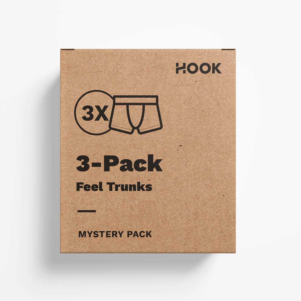 3 Feel Trunk Pack
