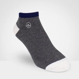 Ankle sock - Mixt Grey