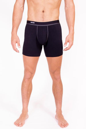 Feel Solid Navy Boxer Brief