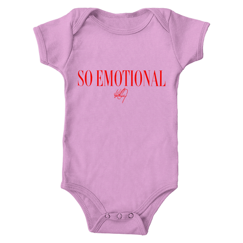 So Emotional Onesie