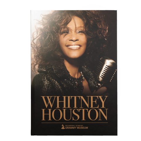 Whitney Houston: Grammy Museum Exhibition Book