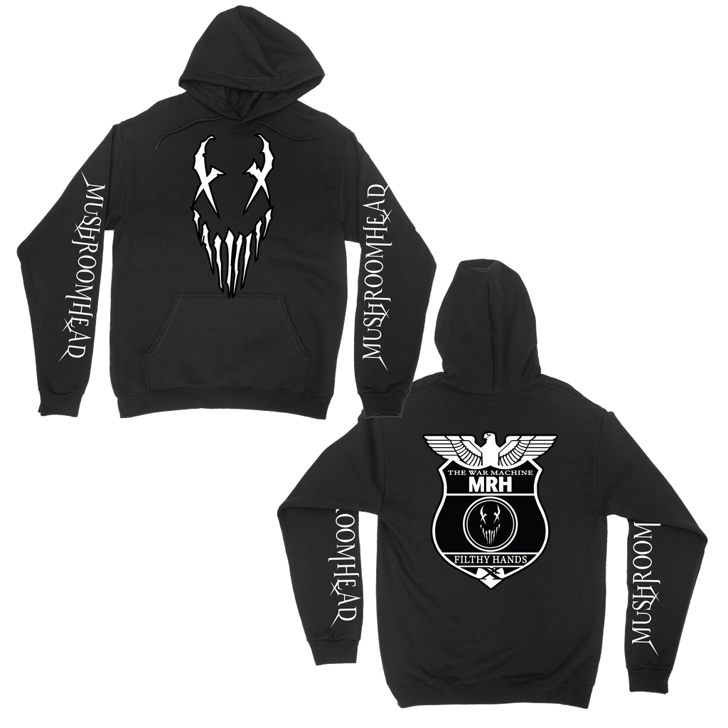Elite War Machine Hoodie