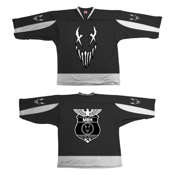 The War Machine Hockey Jersey