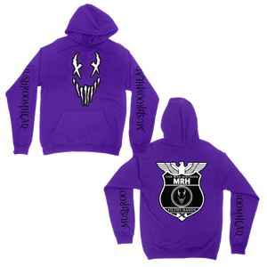 War Machine Monster Hoodie