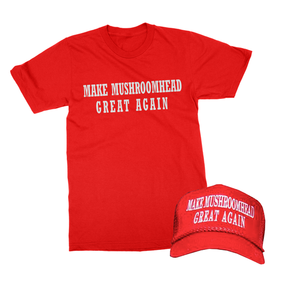 Make MRH Great Again T-Shirt/Hat Bundle