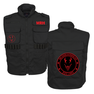 Red Stealth Ranger Vest