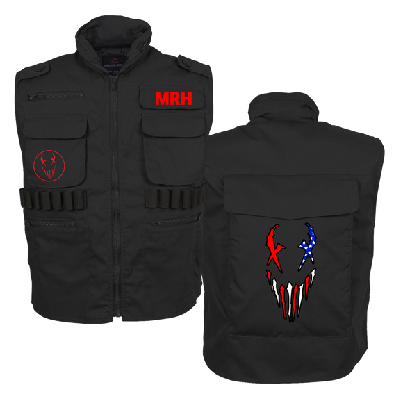 X-Face Ranger Vest | USA Edition
