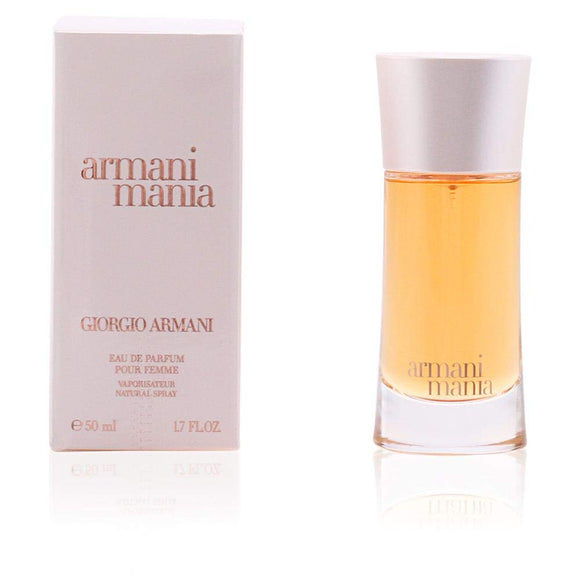 Armani Mania Pour Femme By Giorgio Armani For Women Eau De Parfum Spray 1.7 Oz.