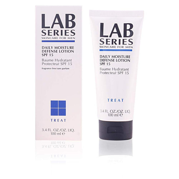 Lab Series Daily Moisture Defense Lotion SPF 15, 3.4 oz/100ml