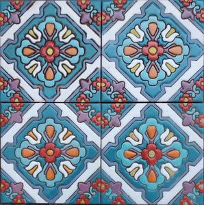 Custom Deco Tile 6x6 - Evie.Shop