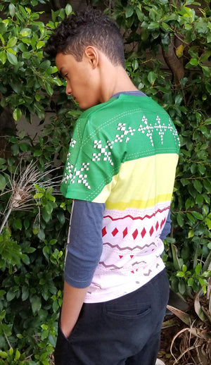"Ethiopia ""My Pride"" Men's Tee - Evie.Shop"