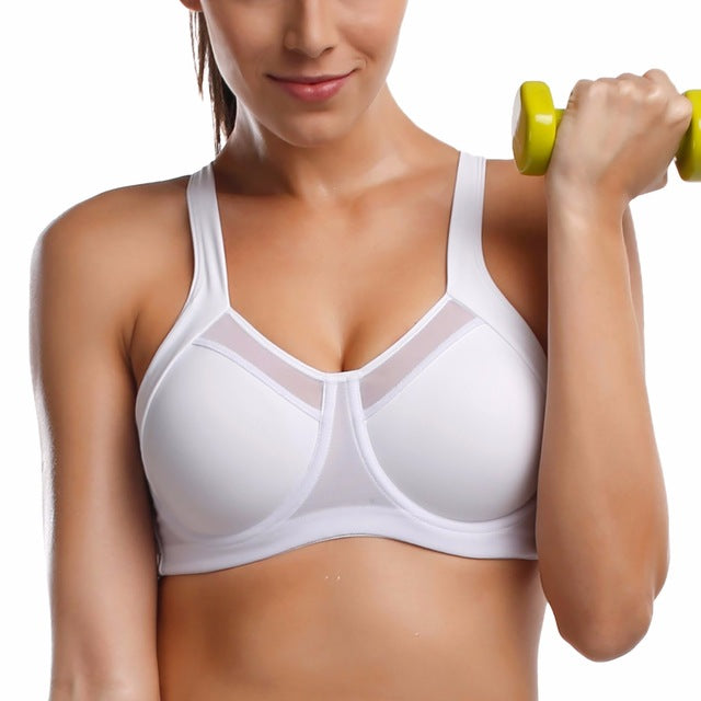 Serena W - Powerback Sports Bra - Evie.Shop