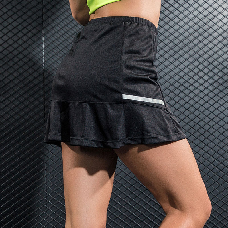 New Breathable Polyester Tennis Skirts - Evie.Shop