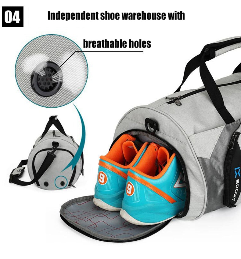 Gym Bags or Sports Bag - Evie.Shop