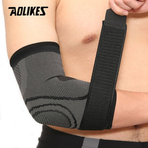 Adjustable Elbow Pad and Brace - Evie.Shop
