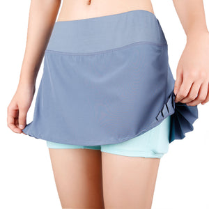 ZOANO Women's Tennis Skirt Athletic Skort with Pockets - Evie.Shop