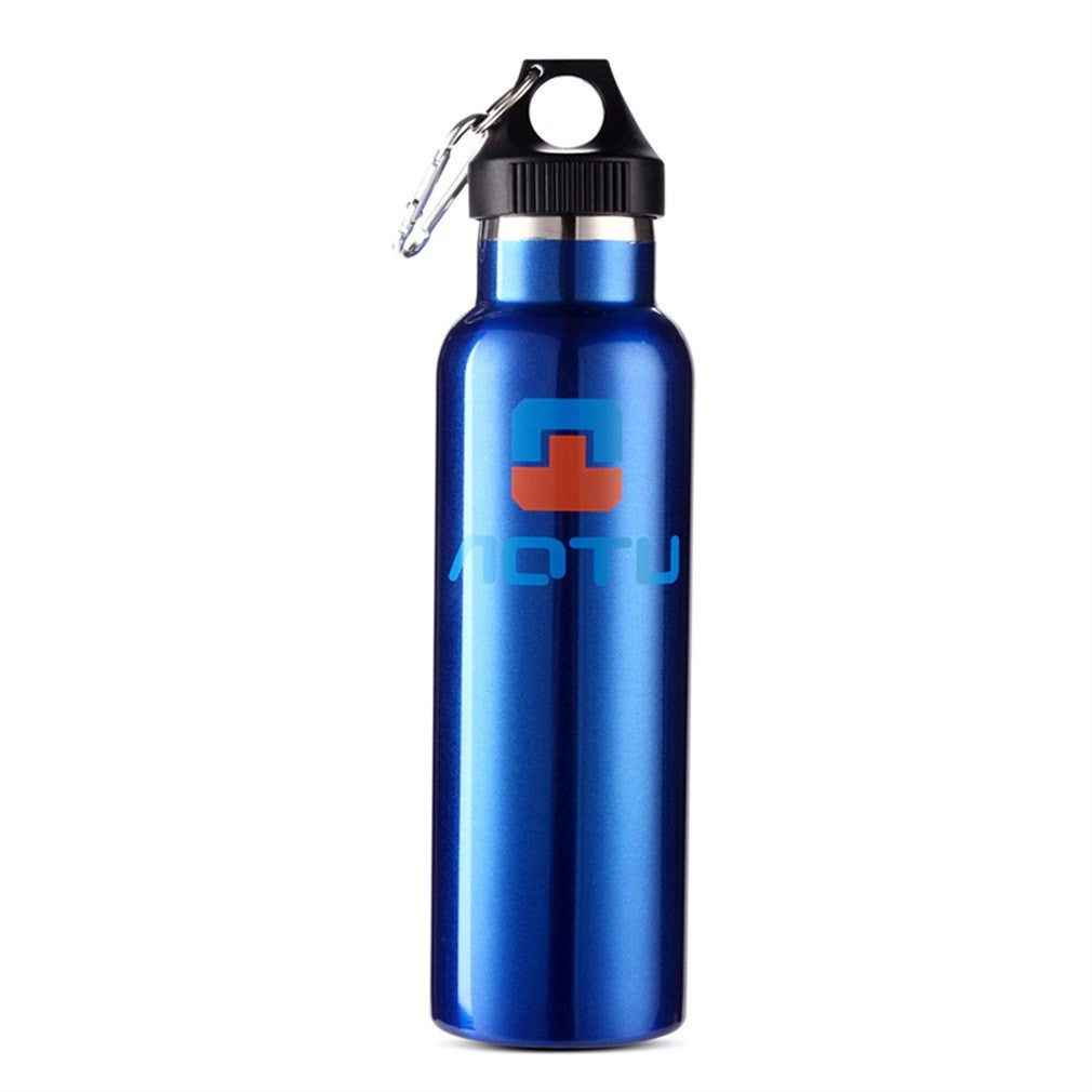 Stainless Steel Vacuum Water Bottle  600ml Bottle - Evie.Shop