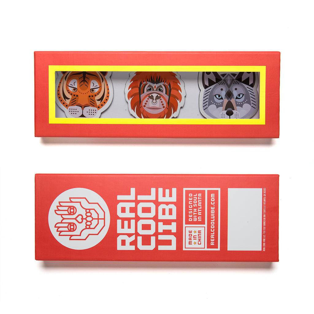 World's Coolest Magnets (BoxFox)