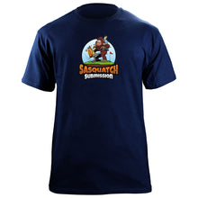Sasquatch Submission T-Shirts