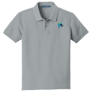 81fe4d8d3 Birdies & Eagles Classic Pique Youth Polo