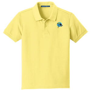 Birdies & Eagles Classic Pique Youth Polo
