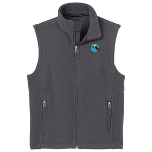 Birdies & Eagles Fleece Youth Vest