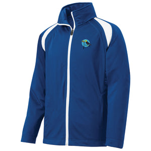 be915b844 Birdies & Eagles Tricot Youth Track Jacket – broken3wood.com