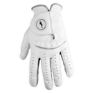 Cabretta Leather Golf Glove with Ball Marker