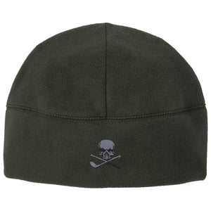 Skull & Broken 3 Wood Fleece Beanie