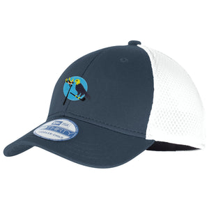 Birdies & Eagles New Era Mesh Stretch Cap