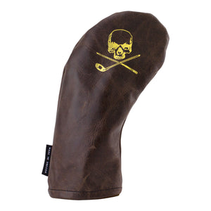 Skull & Broken 3 Wood Head Cover - Hybrid