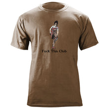 F&ck This Club Scottish Variant T-Shirt