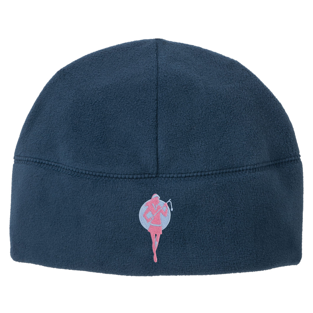Women's Broken 3 Wood Fleece Beanie