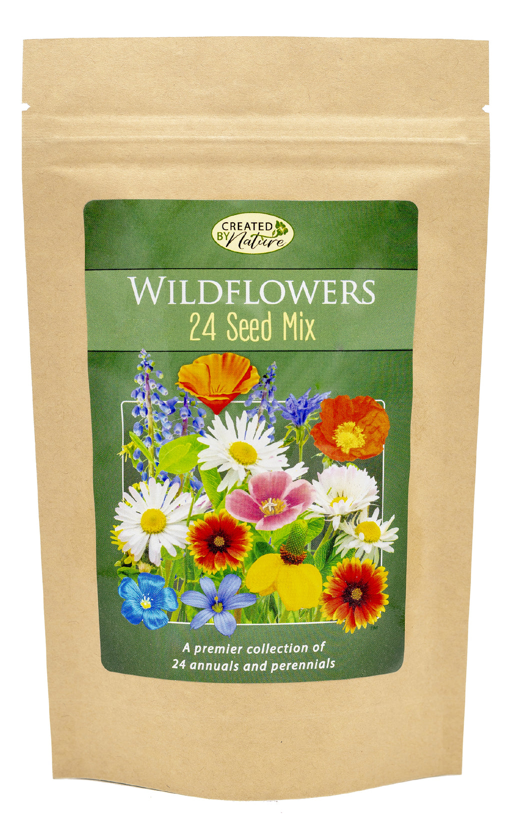 North America Wildflower Seed Mix