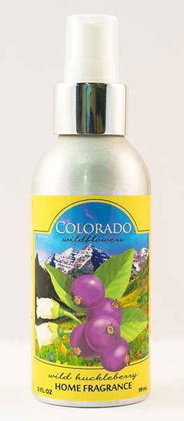 Colorado Huckleberry Home Fragrance