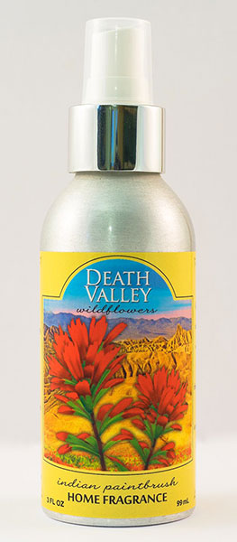 Death Valley Indian Paintbrush Home Fragrance