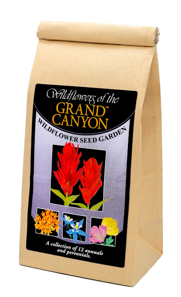 Grand Canyon Seed Garden Mix