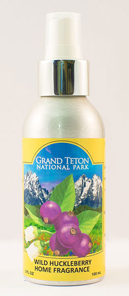 Grand Teton Wild Huckleberry Home Fragrance