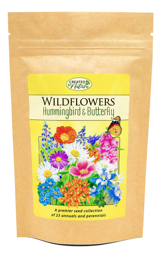 Hummingbird & Butterfly Seed Mix