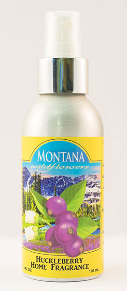 Montana Huckleberry Home Fragrance