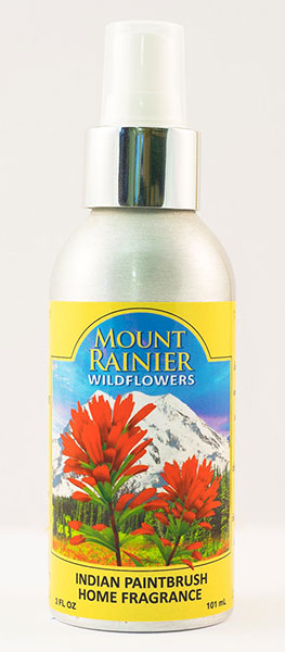 Mount Rainier Indian Paintbrush Home Fragrance