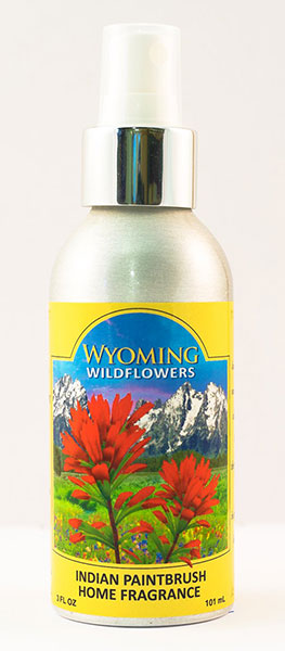 Wyoming Indian Paintbrush Home Fragrance