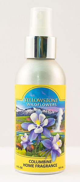Yellowstone Columbine Home Fragrance