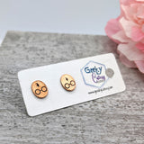 Harry Potter Glasses Stud Earrings