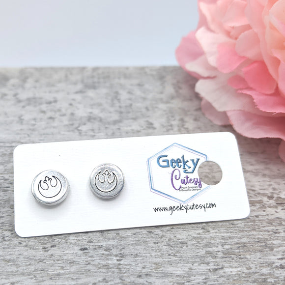 Star Wars Rebel Stud Earrings