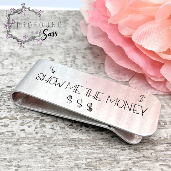Show Me the Money Clip