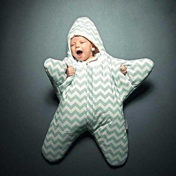 StarFish Wearable Sleeping Bag!