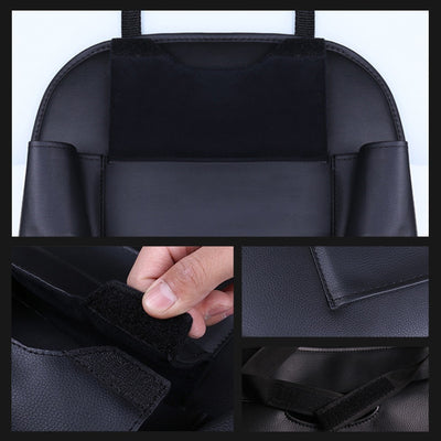 Multi-Pocket Car Seat Storage Bag Organizer
