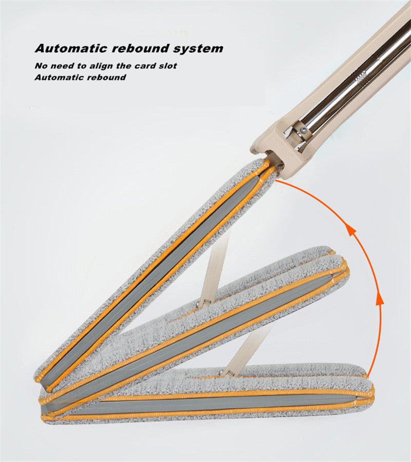 Self-Adjustable Double Sided Mop