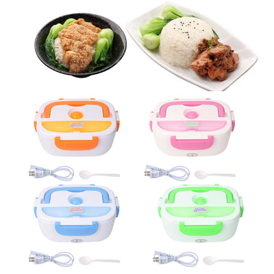 Portable Electric Food Warmer Lunchbox